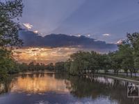 Avon River Sunrise