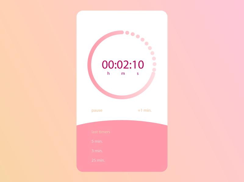 Daily Ui #014 - Countdown timer countdown timer timer dailyui 014 ui dailyui daily 100