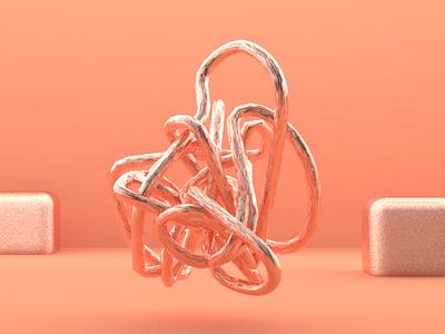 Tangled 3d modeling cinema 4d 3d art 3d artist 3d animation