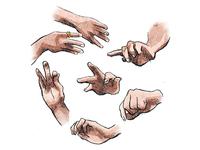 Remy Tav Skate Hands