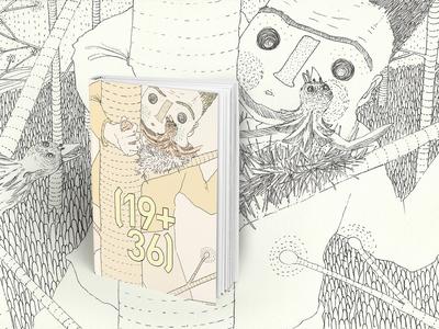 Frontcover illustration 19+36