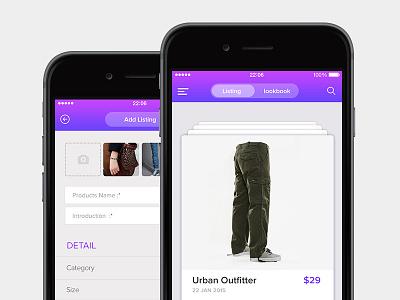 Grap psd freebie free ui ux app