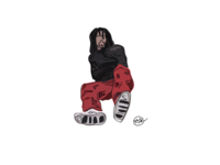Illustrative J-Cole graphic