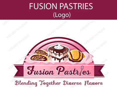 FusionPastries Logo Updated Size