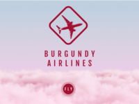 Burgundy Airlines