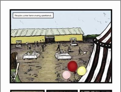 Comics comic strip panel design pencils coloring inking comic art illustration comics comic