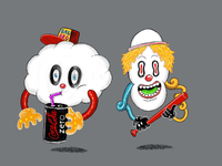 cloud friends