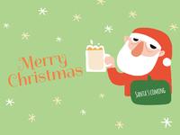 Drunk Santa 🎄🎅