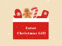 Fotor Christmas Gift 😊✨