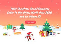 Fotor Christmas Giveaway