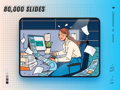80000 Slides