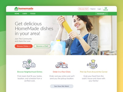 Homemade Marketplace