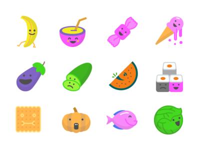 Emojious Foody