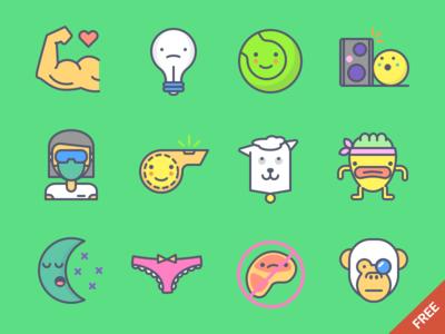 Emojious Free pack 2