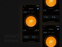Smart Home - Thermostat Controller