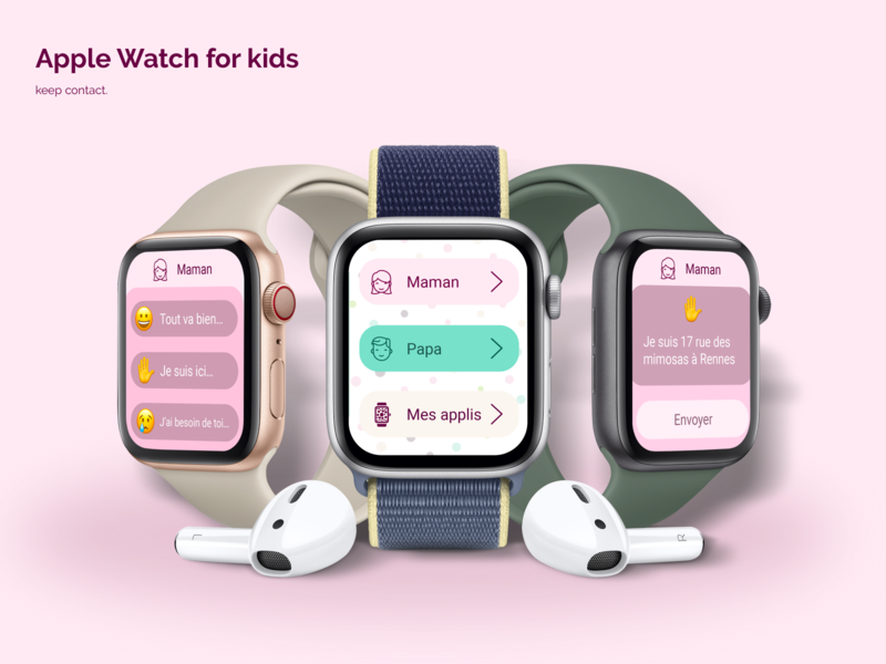 Apple Watch for kids