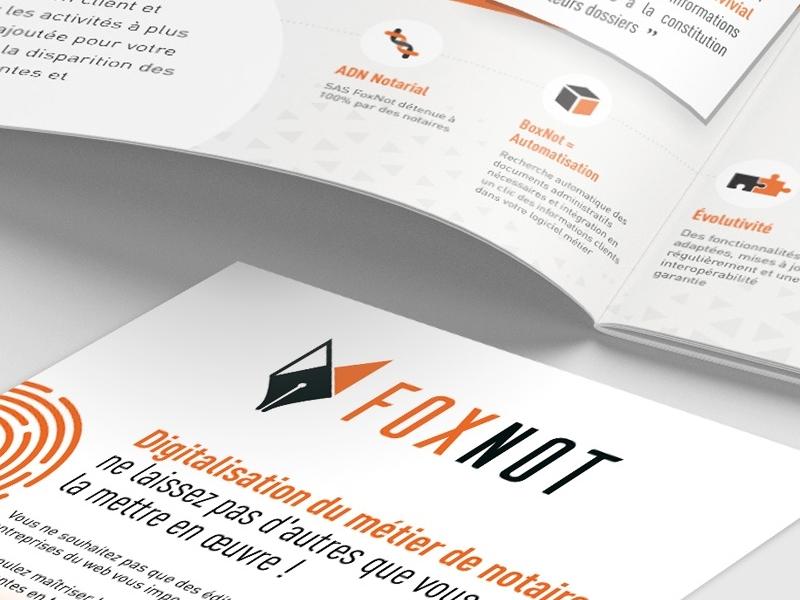FoxNot, plateforme pour les notaires