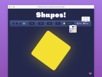 Shape builder