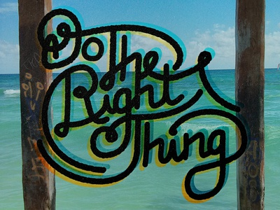 The Right Thing: Stay in Mexico