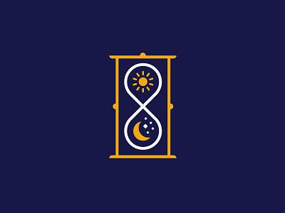 Immortality Weekly weekly immortality podcast infinity stars moon sun hourglass