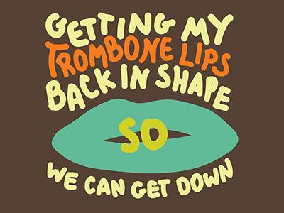 Trombone Lips trombone lips jazz