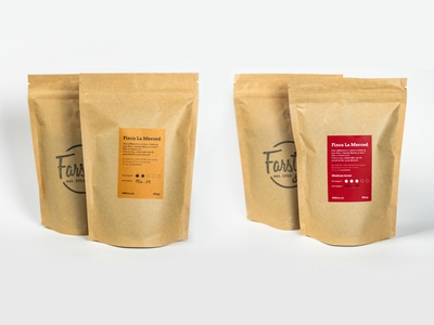 Coffee Packaging | Farstad & Co