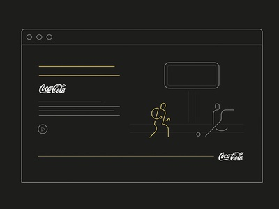 Gullpila video stream streaming service app design design ui branding client