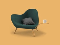 Lounge Chair Concept