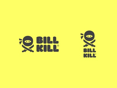 Bill Kill Logo Variations