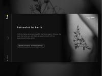 Tattoo Artist in Paris