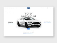 New Mustang GT