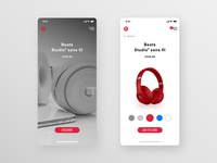 Beats - Redesign Mobile App Concept