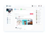Board Social Media Concept - Page1