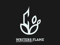 Writers Flame