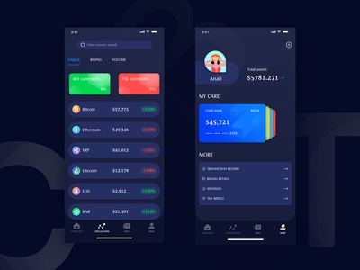 Financial APP for two