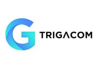 Trigacom Logo Concept