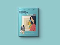 Cover illustration for Bloomberg Businessweek