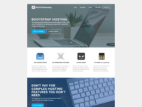 Bootstrap.hosting MVP | Hosting for static Bootstrap websites