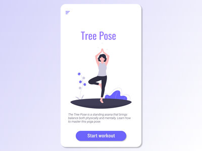 #062 Workout of the Day ui ux ui ux design ui 100day dailyui ux design ui  ux ux  ui ui 100 ui  ux design daily 100 challenge