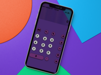 Calculator Daily Ui #004 With Iphone X