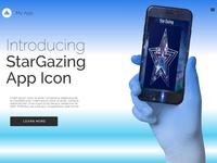 StarGazing App Icon