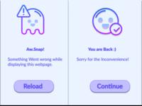 Flash Message (Error/Success)