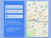 Hangouts Location Tracker App