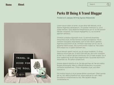 #035  Blog Post