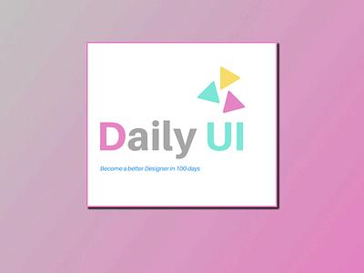 #052  Logo Design logo daily ui logo logodesign ui ux design ux  ui ui 100day ui 100 ui  ux design dailyui daily 100 challenge ux ui design