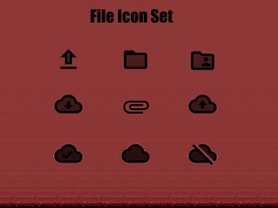 #055  Icon Set icons pack icon icon design iconography icon set icons ui 100day ui  ux ux  ui ui 100 ui  ux design dailyui daily 100 challenge ux ui design