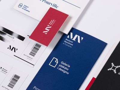 Visual Identity of National Museum in Poznań