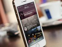 Lifetramp: iOS Explorations