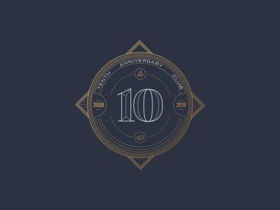 Tenth Anniversary Club