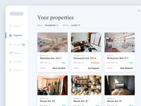 Property Management Dashboard